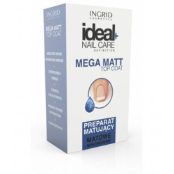 Ideal Nail Care ~ Top Coat Mega Matt